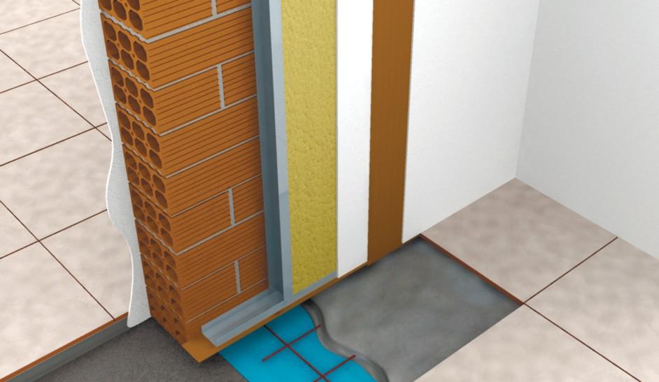 звукоизоляция межквартирных стен