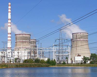 градирни Ровенской АЭС