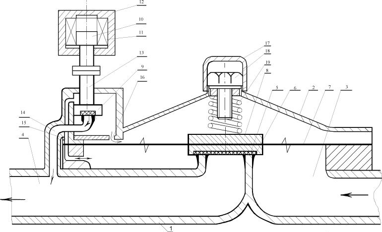 Клапан КГ-10
