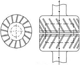 контактная система вакуумного выключателя чашеобразного типа