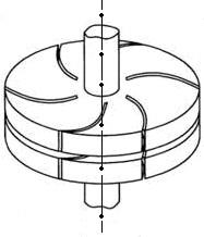 контактная система вакуумного выключателя типа «спиральный лепесток»