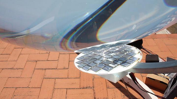 Сферическая солнечная электростанция