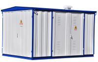 трансформаторная подстанция КТП-2-250 кВ·А проходная