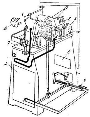 Сварочный аппарат АСП-10