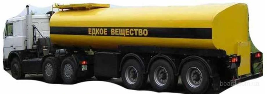Автоцистерны для перевозки жидких минеральных удобрений
