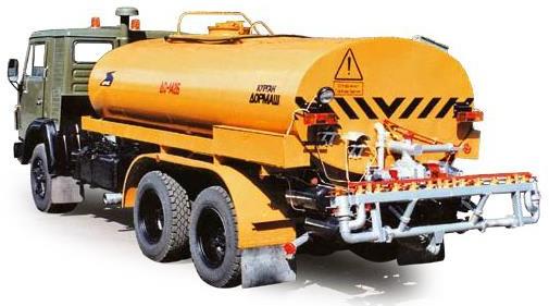 Автогудронатор ДС-142Б на шасси КАМАЗ-65115