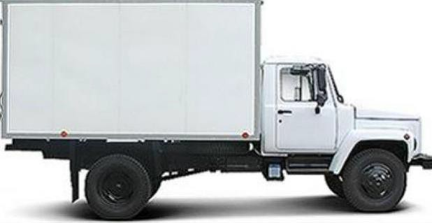 Автомобиль-фургон грузоподъемностью 2...3 т