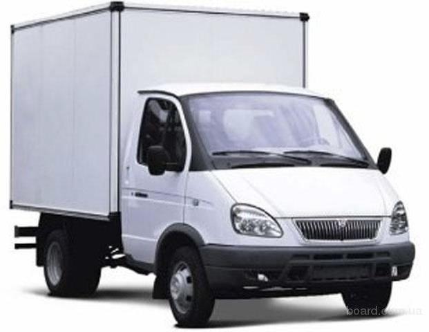 Автомобиль-фургон каркасного типа
