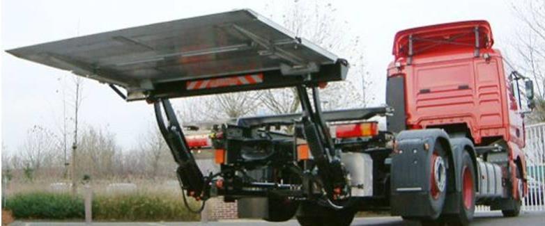 Автомобиль с грузовым бортом