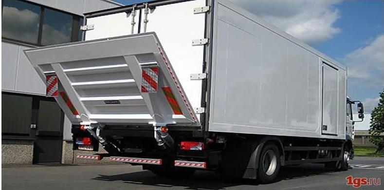 Автомобили с грузовым бортом