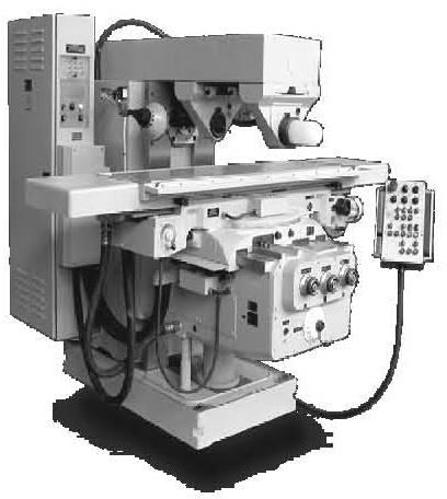 Горизонтальный консольно-фрезерный станок FW350R