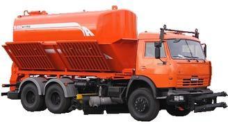 Комбинированные дорожные машины КО-829Б