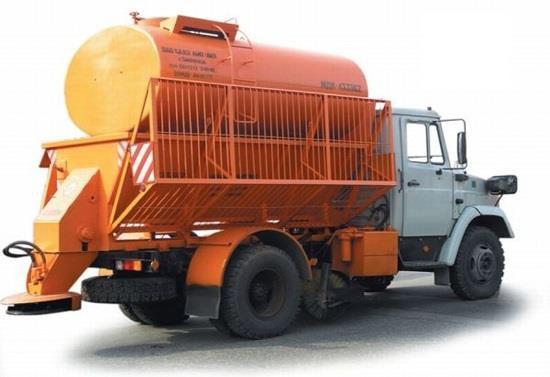 Комбинированные дорожные машины МДК-433362