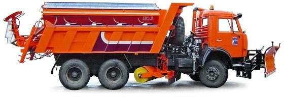 Комбинированные дорожные машины: МКДУ-1