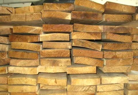 Коробление древесины