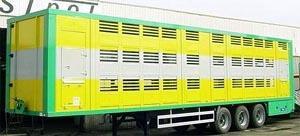 Полуприцеп-фургон