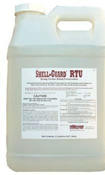 Защитное средство SHELL GUARD RTU