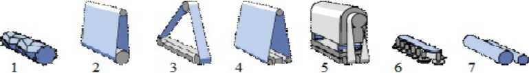 Агрегаты шлифовальной линии LSM8