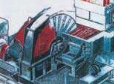 Дисковый станок (стрендер) для нарезания крупной стружки