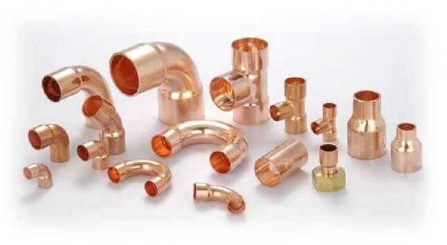 Фитинги для соединения труб