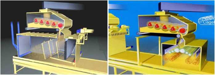 Формирующая машина для стружки наружного слоя