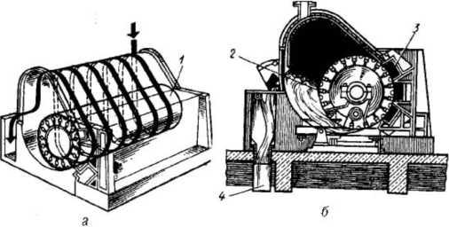 Голлендер и его поперечный разрез