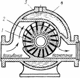 Компрессор с вращающимся ротором