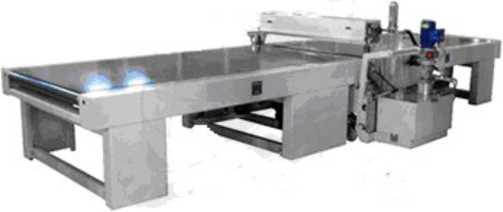 Лаконаливная машина фирмы Superfici
