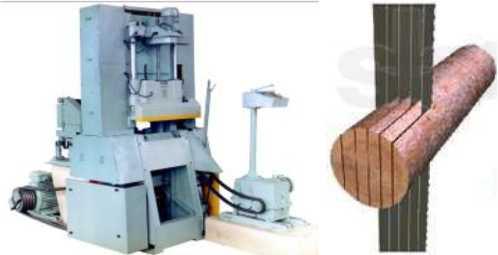 Лесопильная рама одноэтажная Р63-4Б