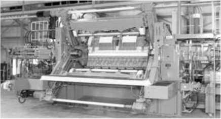 Лущильный станок HUPER фирмы UROKO
