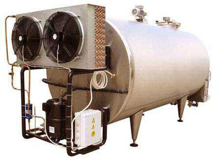 Молокоохладительная установка