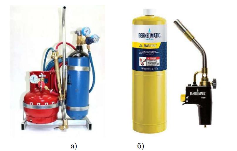 Нагреватели для пайки труб
