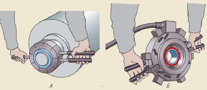 Нагревательное кольцо и индукционный нагреватель