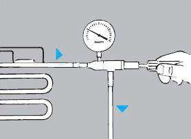 Настройка регулятора давления