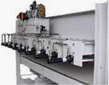 Одноэтажный пресс Basic 70 с верхним и боковым давлением