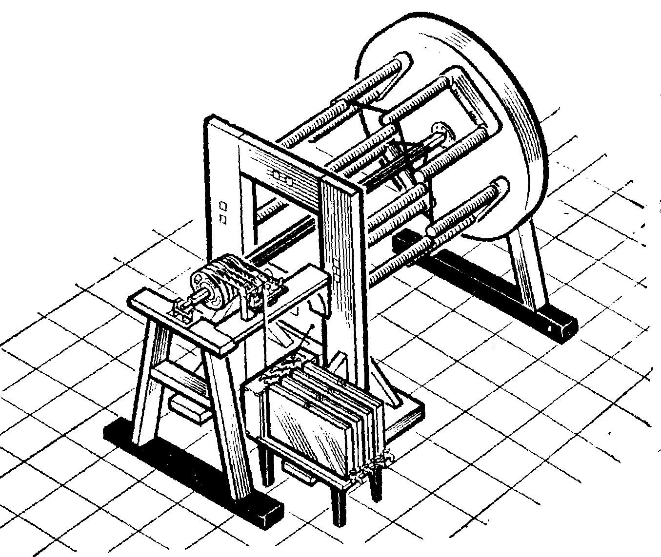 Первый электродвигатель постоянного тока