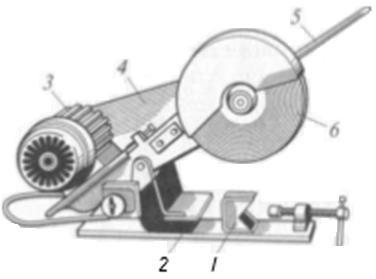 Пила дисковая маятниковая ПМ 300/80