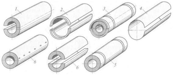 Полносборные теплоизоляционные материалы