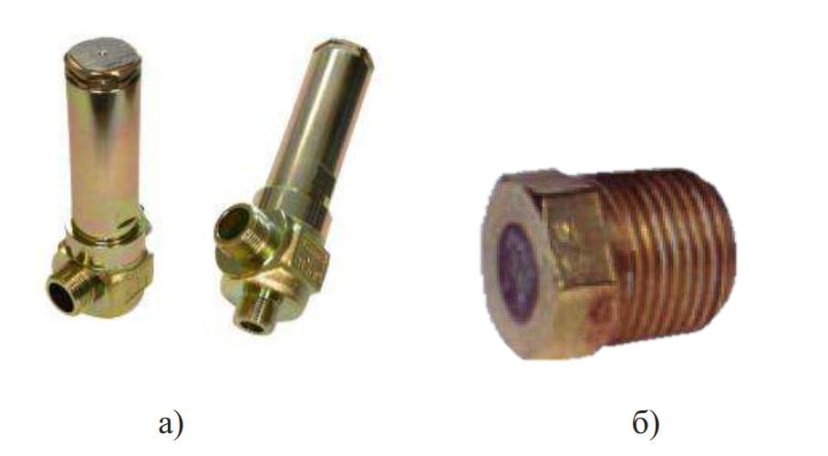 Предохранительные клапаны