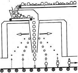 схема пневмосепарации древесных частиц