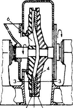 Схема рафинёра