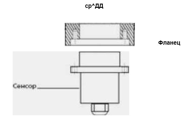 Схема СВЧ-влагомера M-Sens 2