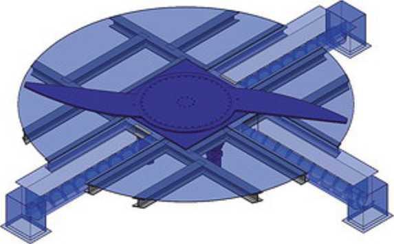 Система «Осциллятор» для разгрузки бункеров с сухим сыпучим материалом