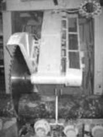 Станок для раскряжёвки фанерного кряжа ЛЦ60
