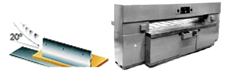 станок СК-1 для резки листовых материалов