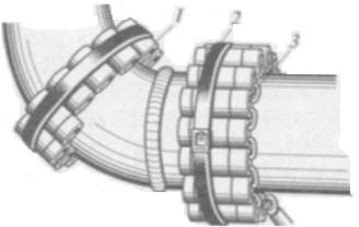 Термообработка сварных швов ГЭН