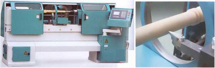 Токарный станок с ЧПУ и 3D-сканером MSK-3200