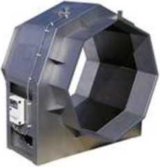 Туннельный металлодетектор для круглых лесоматериалов