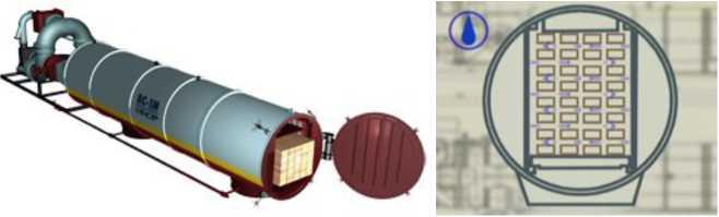 вакуумная сушилка ВС-1М