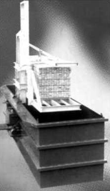 Ванна для пропитки пиломатериалов IHV-6,7